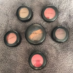MAC Eye Shadow Bundle
